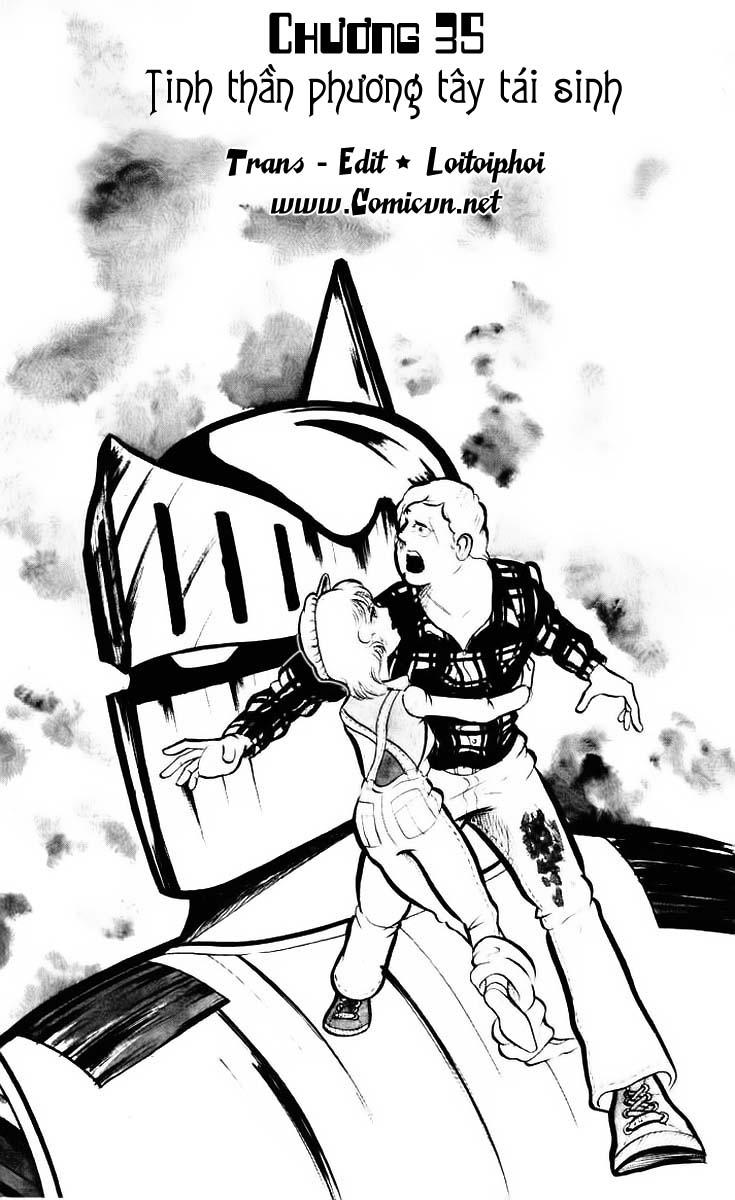 Kinniku Man Chap 39 - Next Chap 40