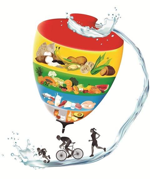 CCPDE OLEGARIO VILLALOBOS 2: El Trompo de los Alimentos es nuestra ...