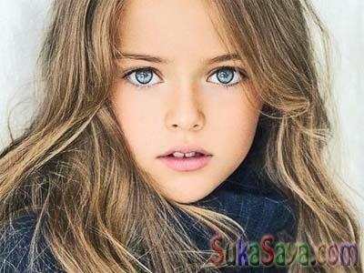 Anak Ini Bakal Jadi Wanita Tercantik Di Dunia