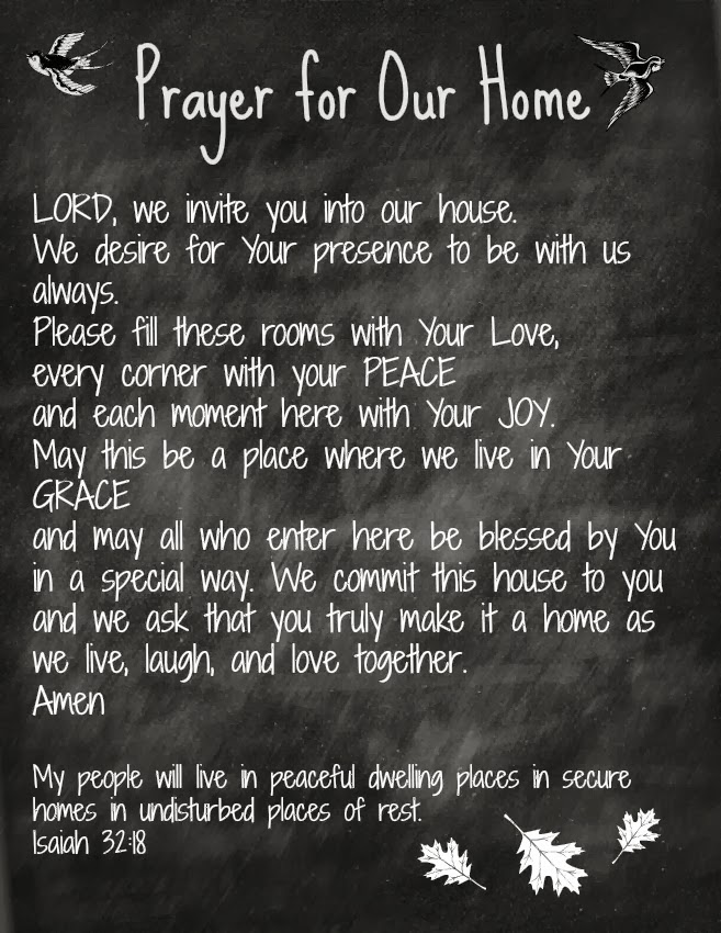 Hindu New Home Prayer