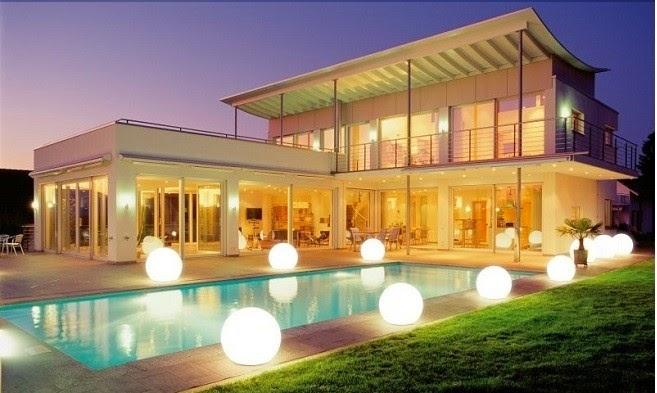 Hogar 10 4 ideas para la iluminaci n de tu hogar - Iluminacion de exterior ...