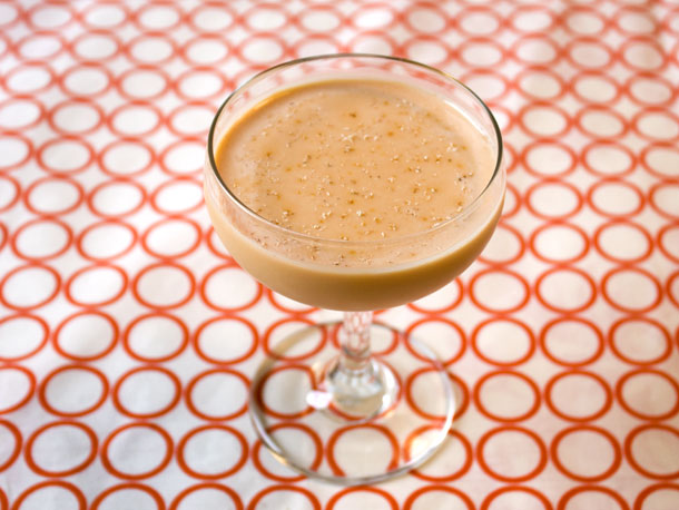Sasaki Time: Pumpkin Punch with Cinnamon-Infused Rum Recipe!