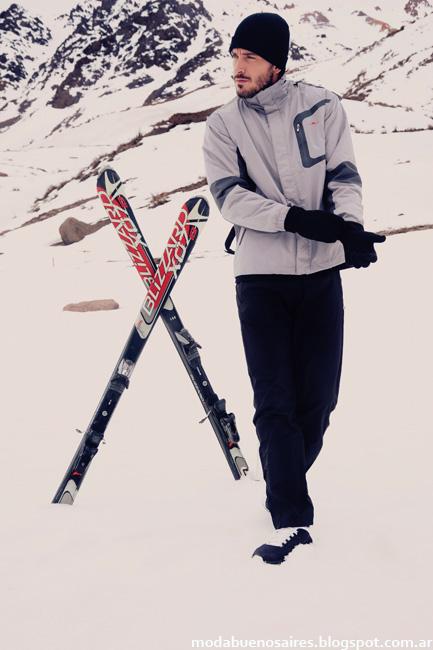 Camperas deportivas de invierno 2016 Abyss.