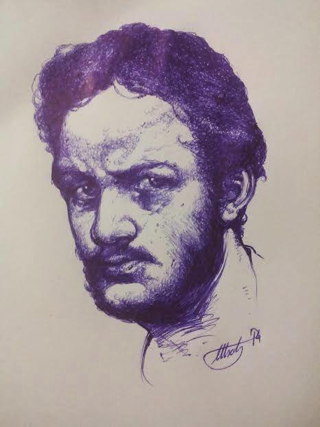 Falguni Ray by Utsab Chatterjee