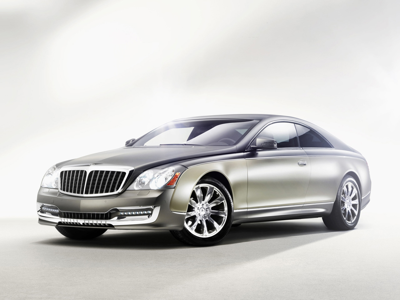 Dcgoldca 2011 Xenatec Maybach 57 S Coupe