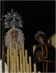 Virgen de la Soledad y San Juan Evangelista