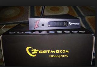 Receiver Getmecom HD009