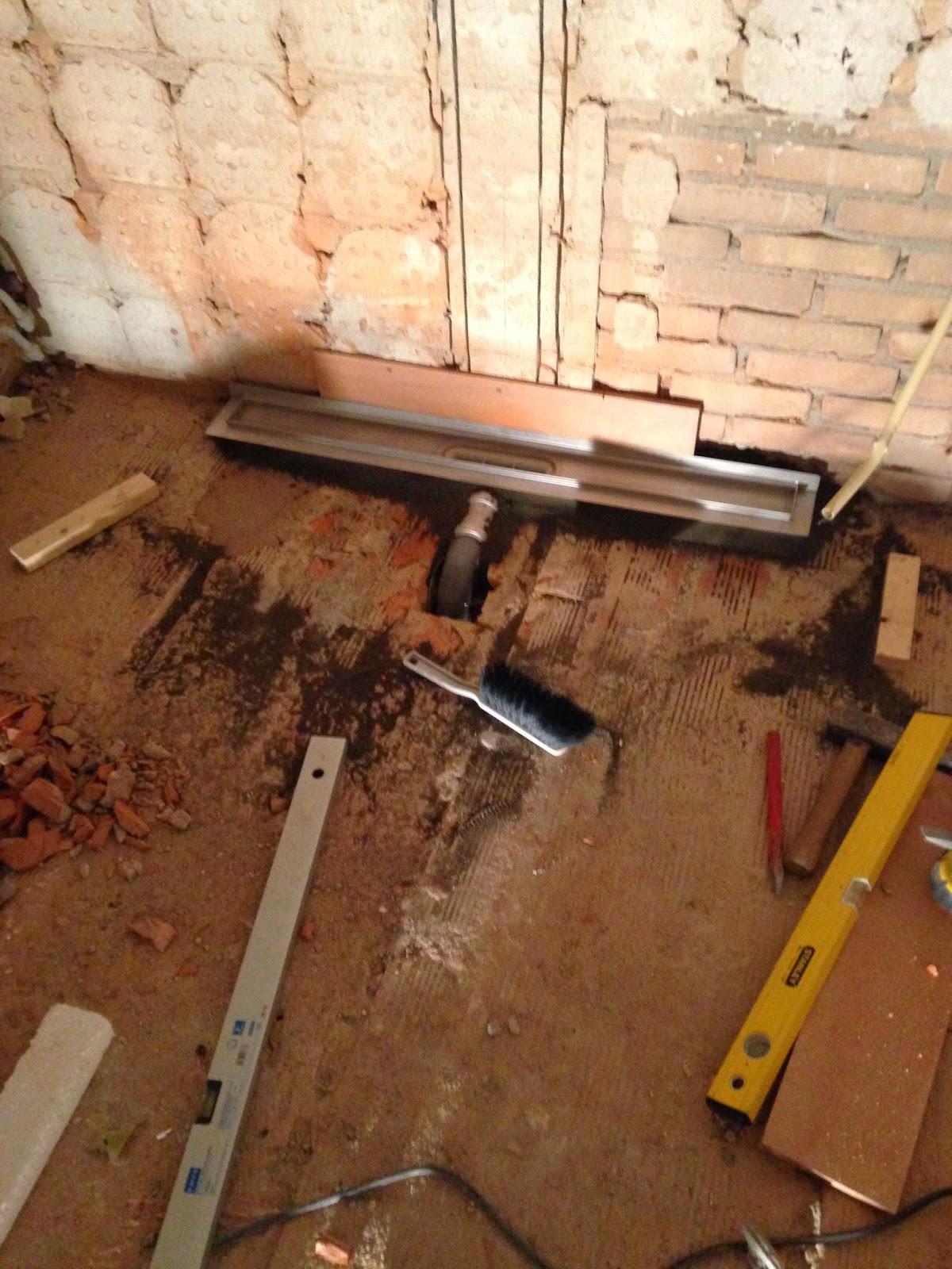 De Grote Verbouwing: Badkamer en vloerverwarming