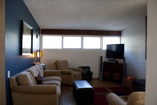 Flights Of Whimsy Mid Century House Before After