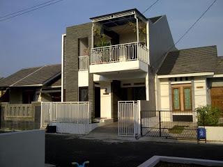 rumah mewah minimalis