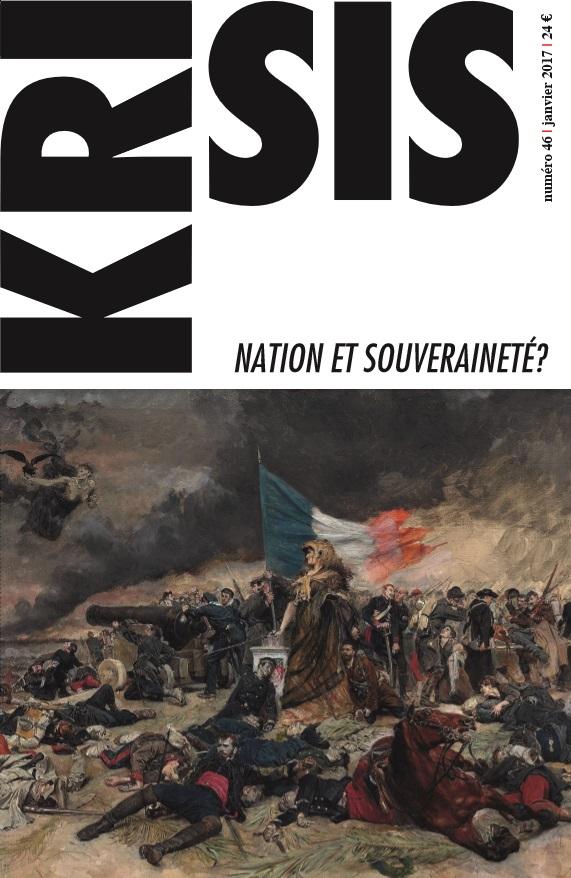 KRISIS N°46 : NATION ET SOUVERAINETE ?