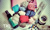 Мереживна цукерка від Тао