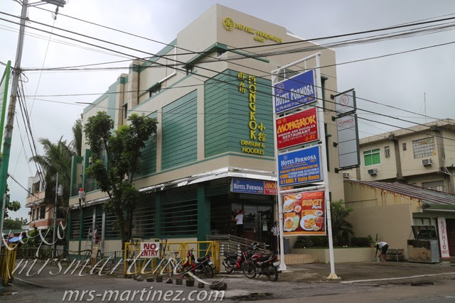 Our Overnight Stay At Hotel Formosa Daet Family Suite