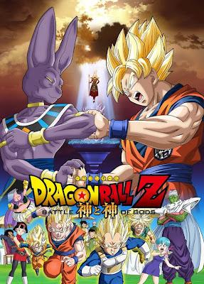 Ver completo Dragon Ball Z: La Batalla de los Dioses (Sub - esp)