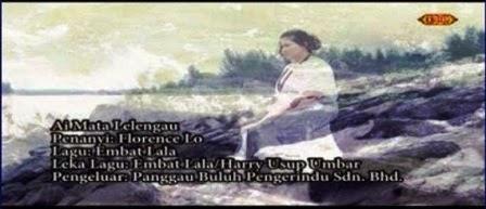 Album 'Ai Mata Lelengau' Florence Lo