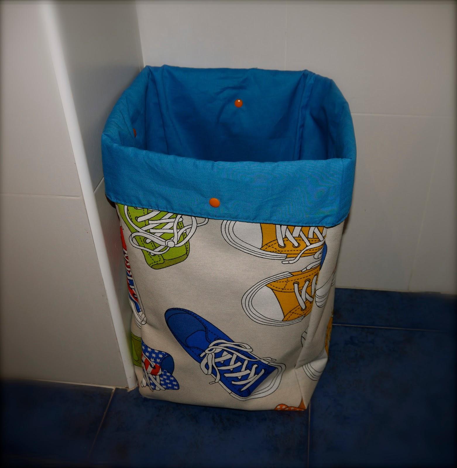 Feeling my sewing cesto para la ropa sucia - Cubos para la ropa sucia ...