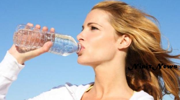 Rutin Minum Air Putih