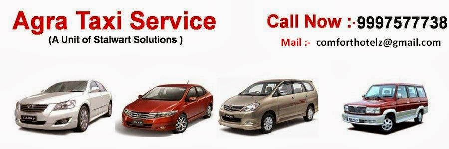 Agra Taxi Service ( A unit of Stalwart Solutions )