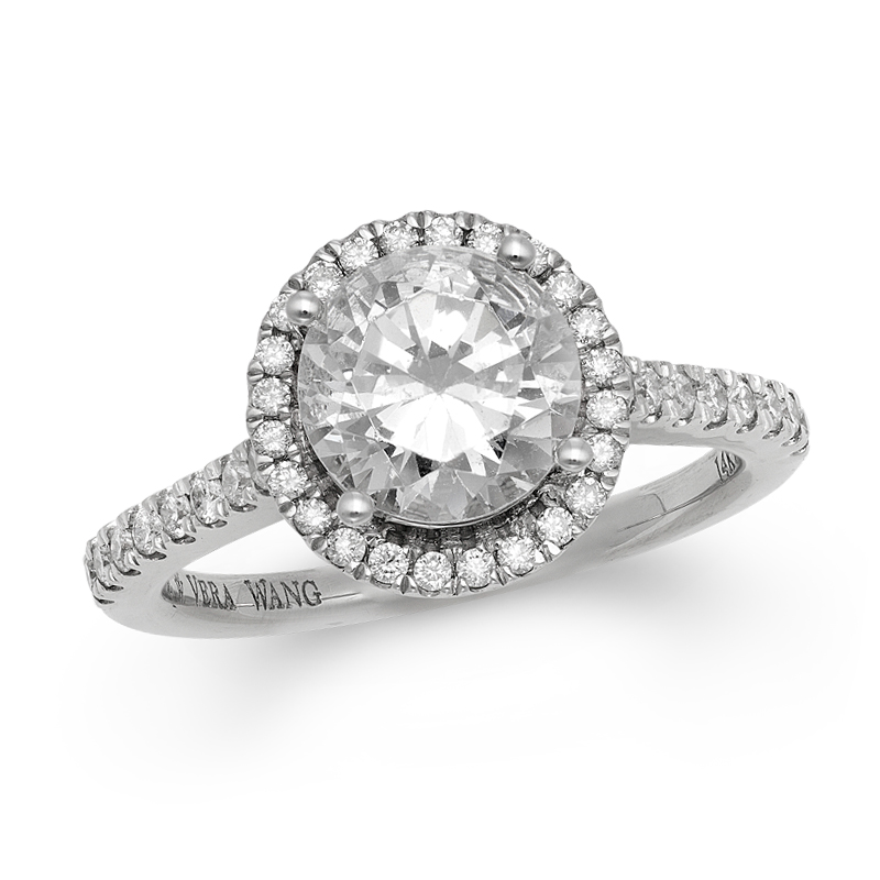 Vera Wang Love Collection Wedding Rings