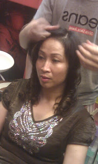 dạy nghề tạo mẫu tóc nam nữ tại hà nội