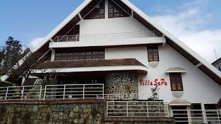 khách sạn villa sapa