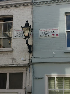Radley Mews and Lexham Mews, Kensington, London W8