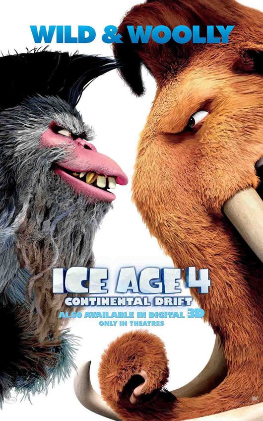 Ice Age 4 ซูม