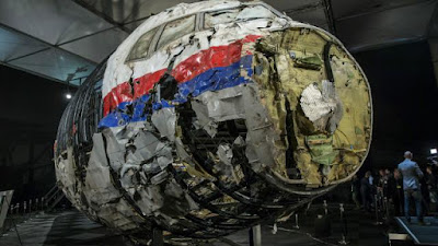 Опубликован доклад о расследовании катастрофы малайзийского авиалайнера рейса MH-17
