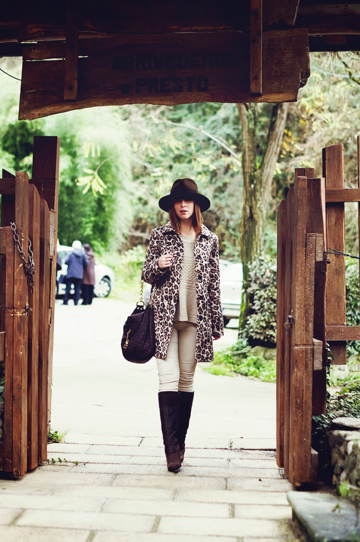 leopardato, animalier, ranch, texas, coat, beige, brown, outfit