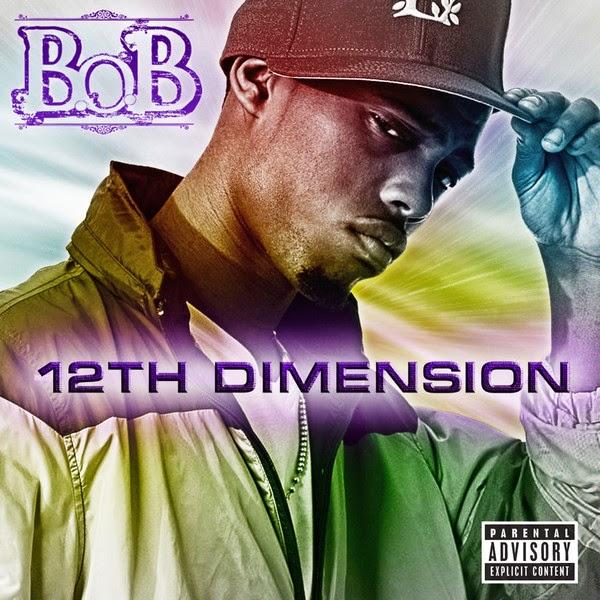 B.o.B - 12th Dimension (EP) Cover