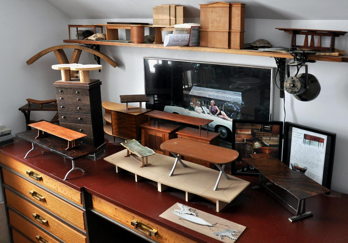 Below Is A Post I Wrote For The Guild Of Vermont Furniture Makers Blog Back  In 2009. I Was Waiting For Photos Of The Actual Show At The Furniture  Society ...