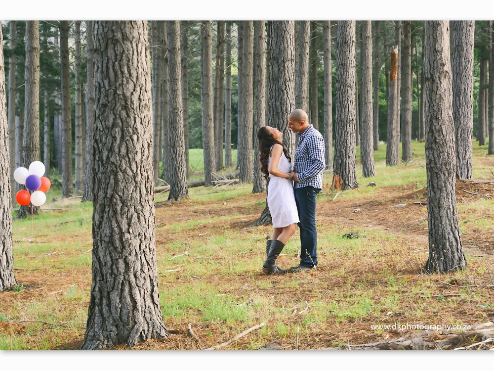 DK Photography BLOGLAST-172 Bianca & Ryan's Engagement Shoot in Tokai Forest  Cape Town Wedding photographer
