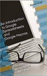 An Introduction to Google Spreadsheets and Google Macros: Taking Spreadsheets to the Cloud