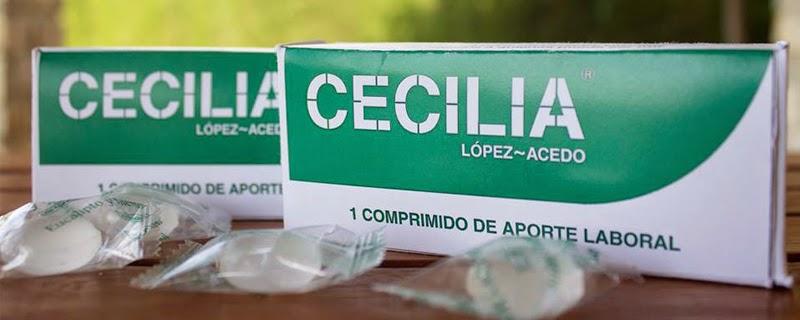 Una pastilla de aporte laboral