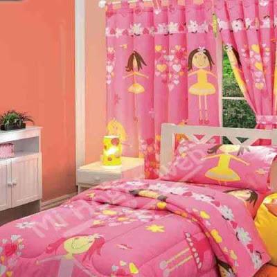 Dise os de cortinas para ni os infantil decora - Hacer cortinas infantiles ...