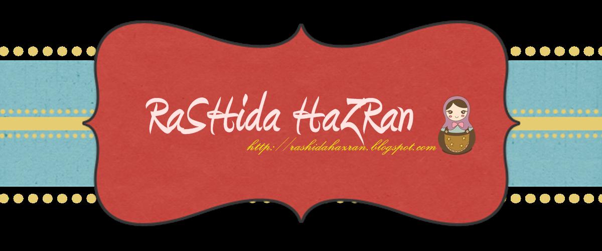 rAsHiDa HaZraN