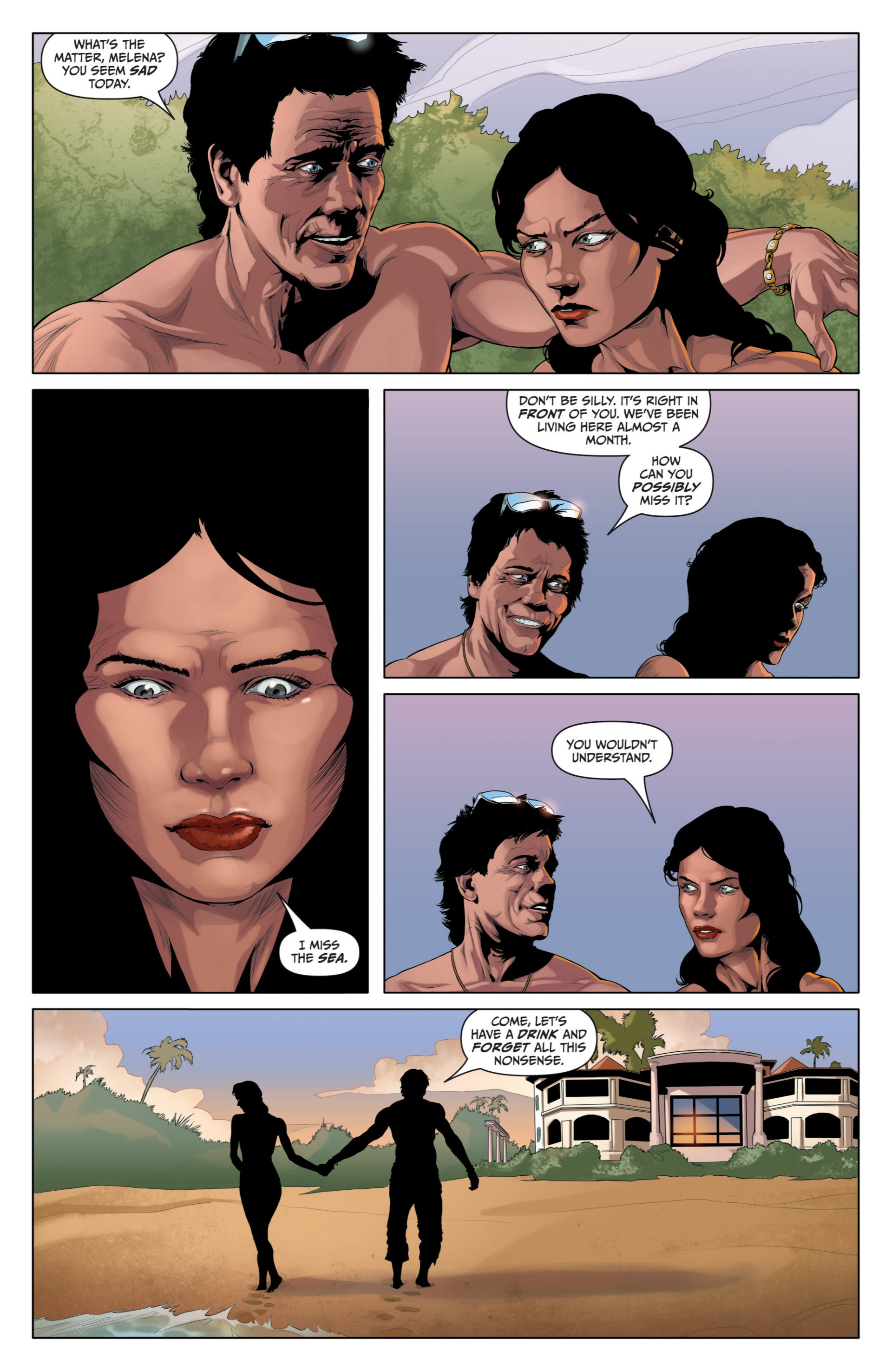 Grimm Fairy Tales (2005) Issue #82 #85 - English 6