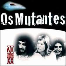 cd os mutantes NOVO MILLENNIUM