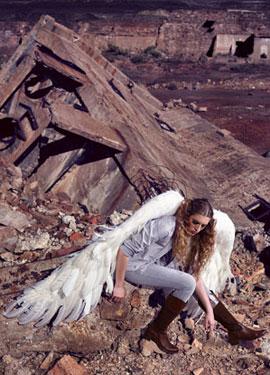bota caña alta Marypaz invierno 2013