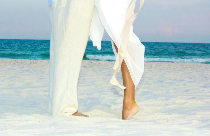 Fall & Winter Beach Weddings