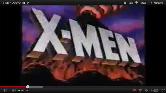 Los X-Men versión japonesa