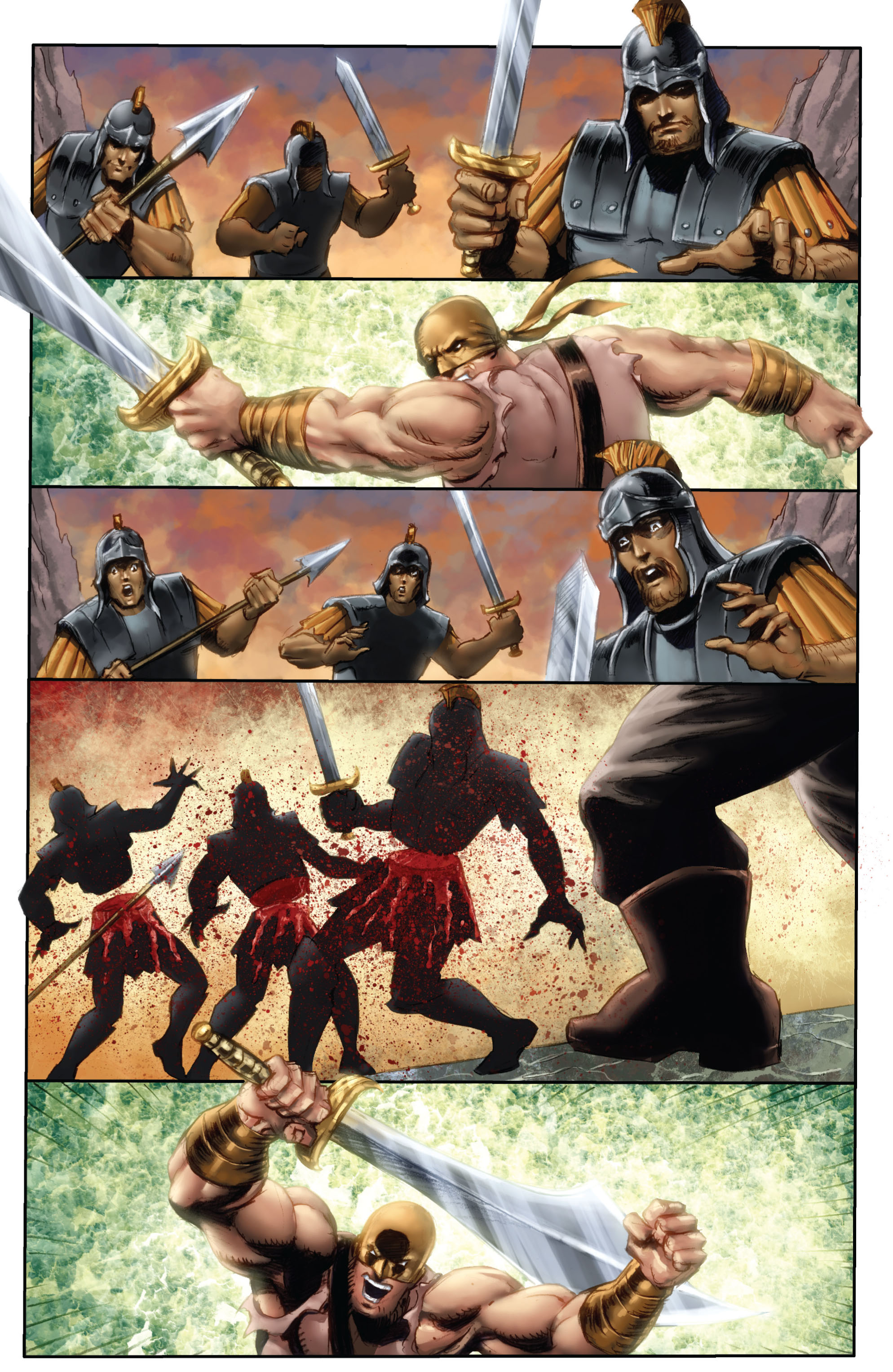 Grimm Fairy Tales (2005) Issue #67 #70 - English 6