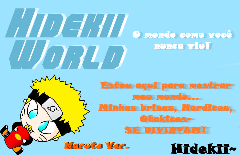 Hidekii World