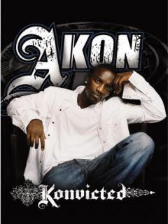 Akon - Konvicted download besplatne pozadine slike za mobitele