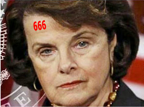 Dianne Feinstein is PURE evil, Senate Report 2014
