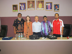 Malaysia Day (2013) Discussions at UMS, KK, Sabah