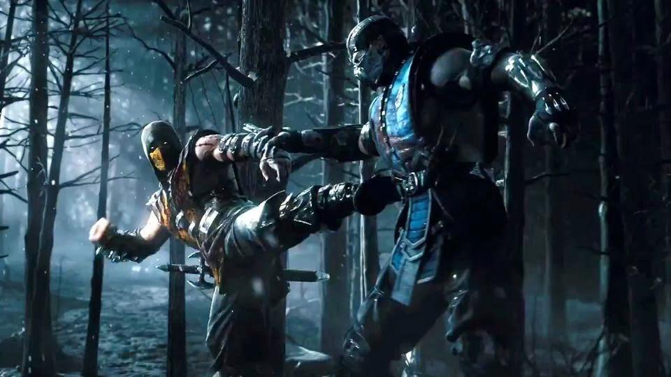 Iniziano le voci sui personaggi di Mortal Kombat X!!!