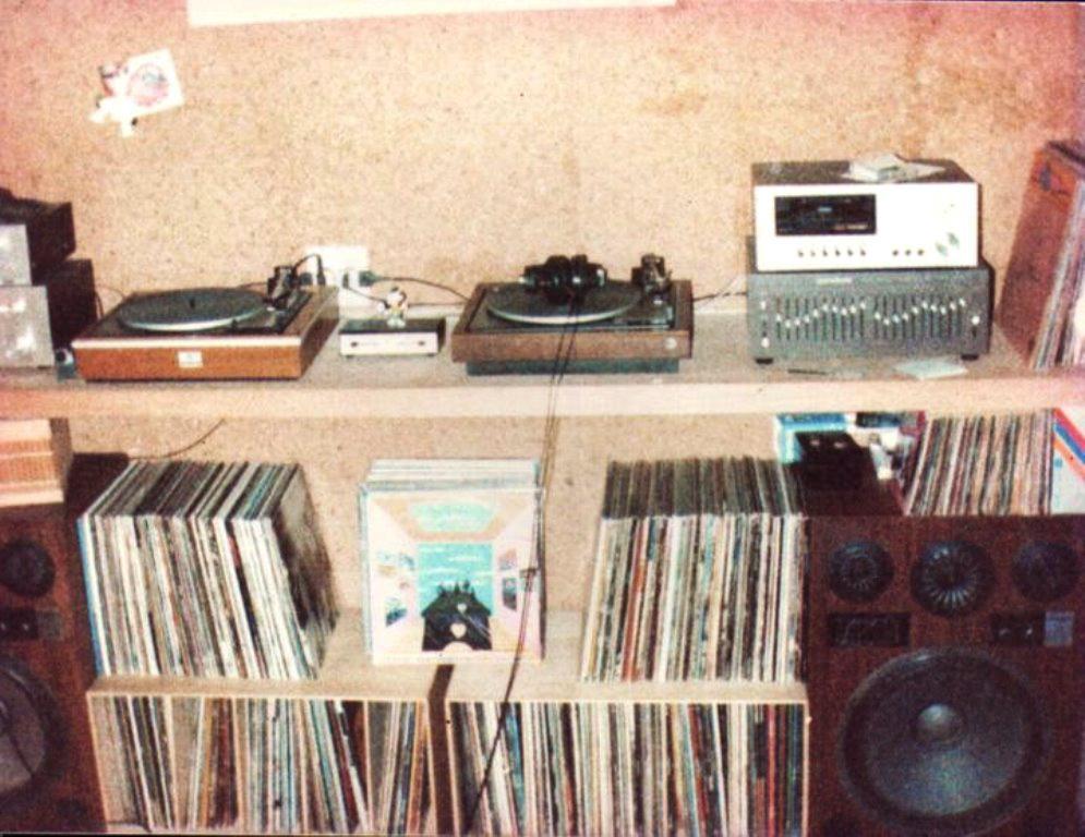 Meu quarto (anos 70/80)