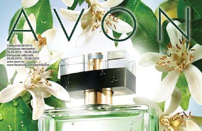 Catalog AVON Cosmetics Stil Clasic ..de vara