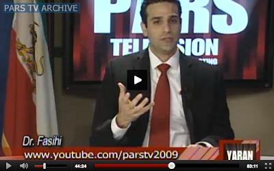 """امیر فصیحی و علی نیری در برنامه """"یاران"""" با علیرضا میبدی در تلویزیون پارس"""